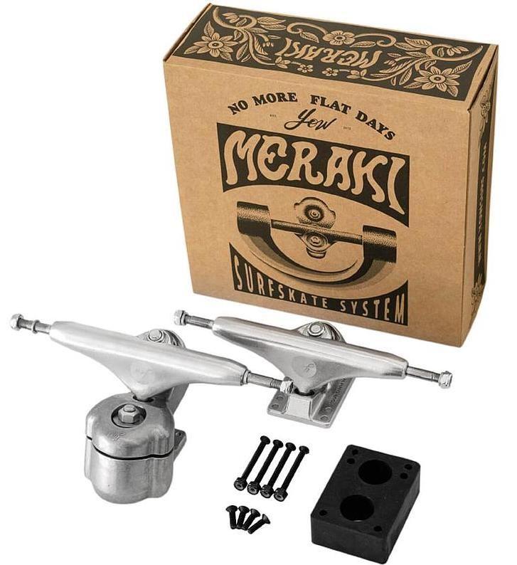 YOW Meraki Surfskate System Pack S5