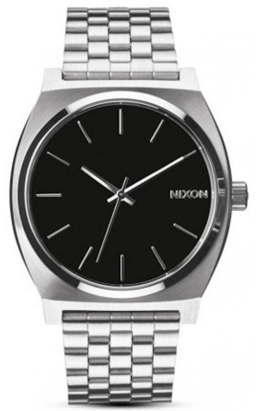 NIXON Time Teller Black - Armbanduhr