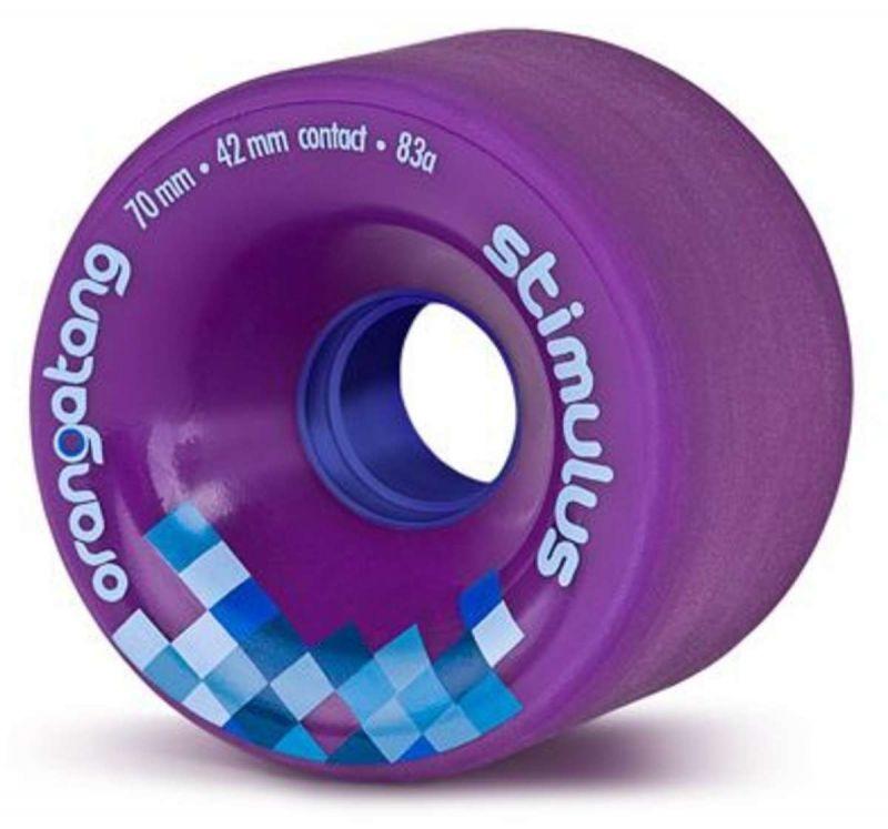 ORANGATANG Stimulus - 70mm 83a Purple