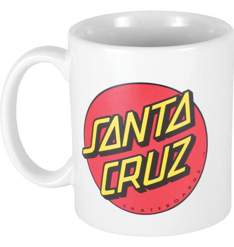 SANTA CRUZ Classic Dot Mug - Tasse
