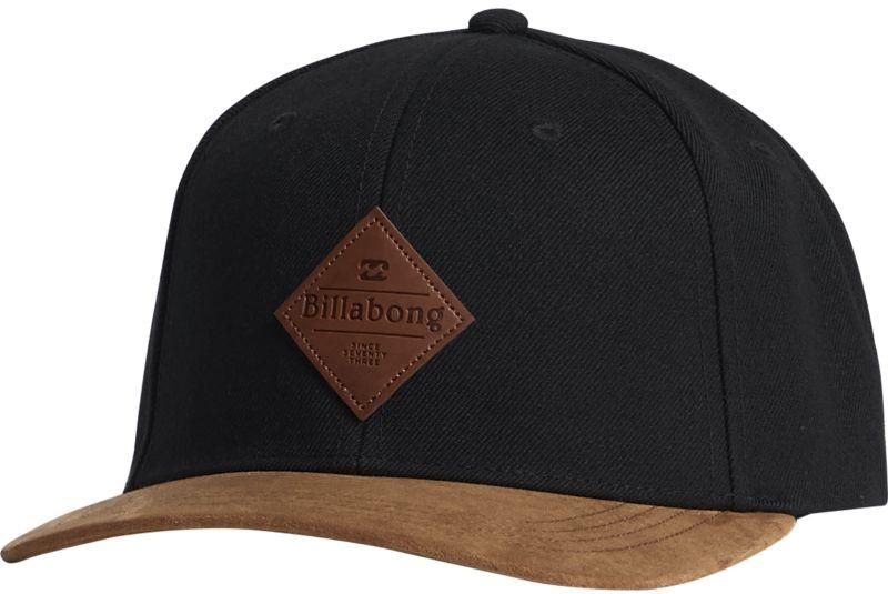 BILLABONG Mixed Snapback Black - Kappe