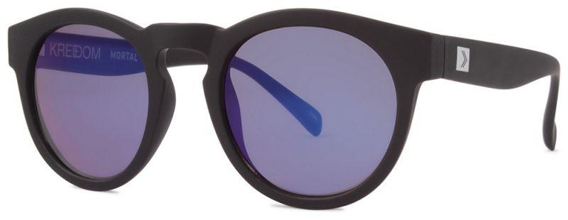 KREEDOM Mortal - Black/Smoke - Sonnenbrille