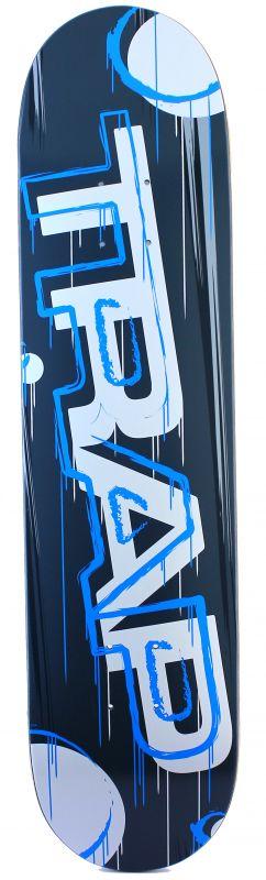 "TRAP Brush Blue 7,5"" Skateboard Deck"