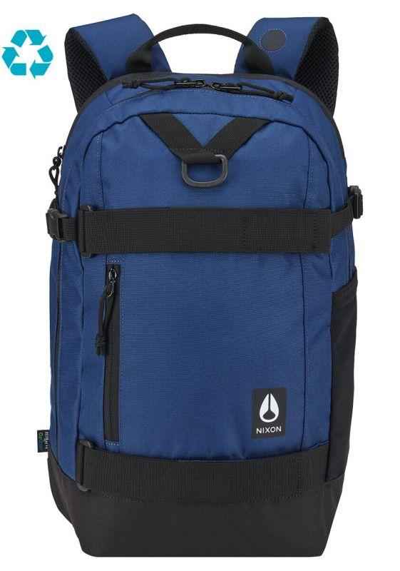 NIXON Gamma Backpack Navy/Black - Rucksack