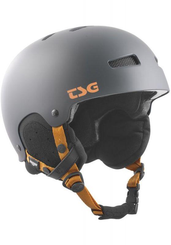 TSG Gravity Solid Color Satin Marsh S/M - Snowboardhelm