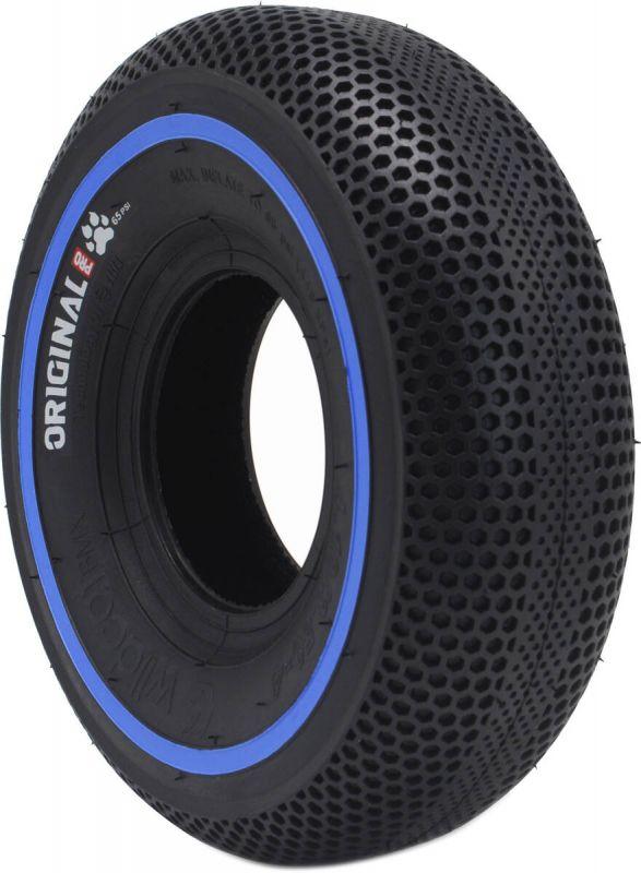 WILDCAT P04 65 PSI Mini BMX Reifen (Black Blue Line) inkl. Schlauch