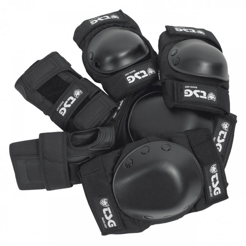 TSG Junior Protection Set - Black