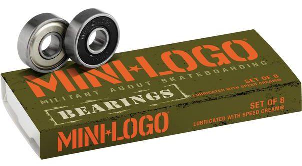 MINI LOGO Bearings - Kugellager