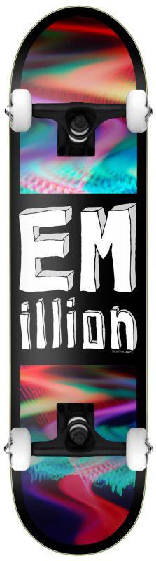 """EMILLION Beam 8"""" - Skateboard Komplett"""