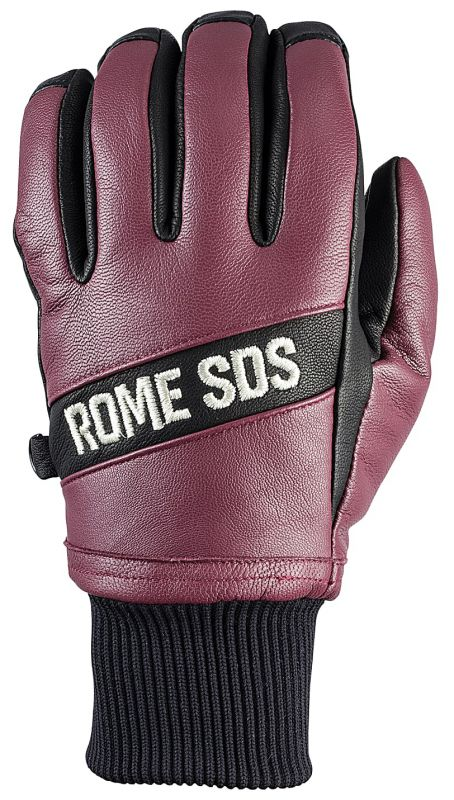 ROME Stable Glove Purple M Handschuh
