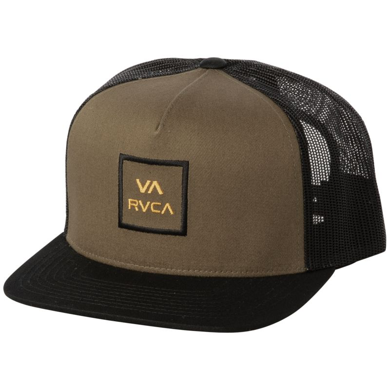 RVCA All The Way Truck Olive
