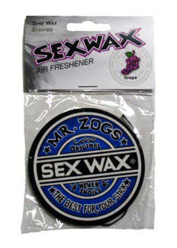 SEX WAX Air Freshener Grape Lufterfrischer
