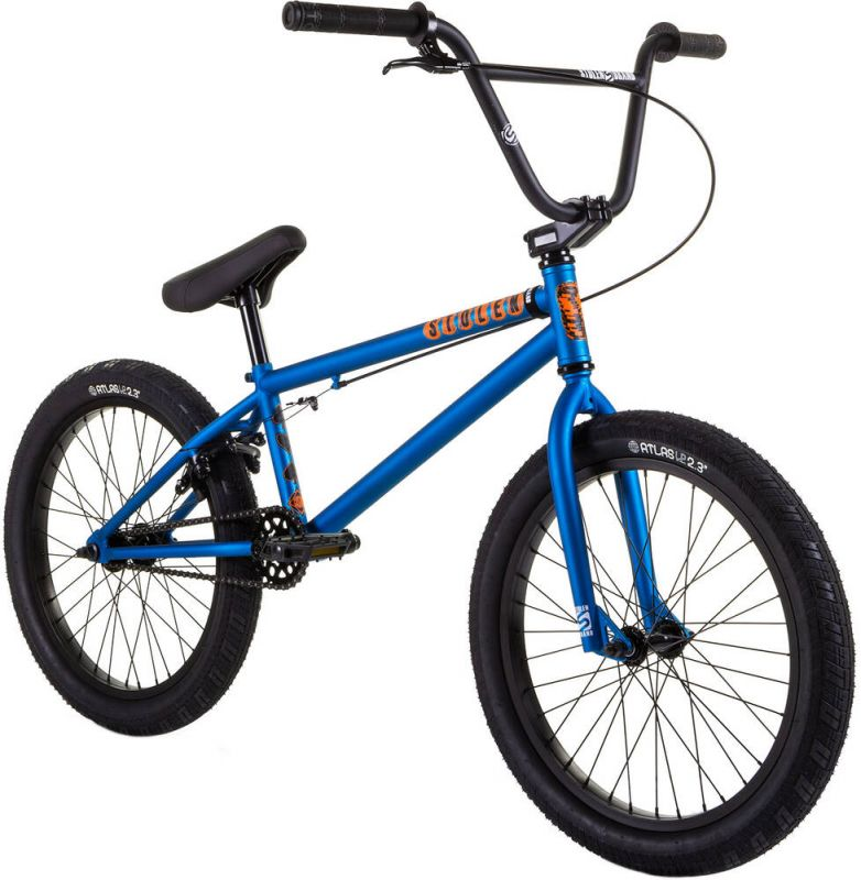 "STOLEN Casino 20"" 2021 Matte Ocean Blue - Freestyle BMX Bike"