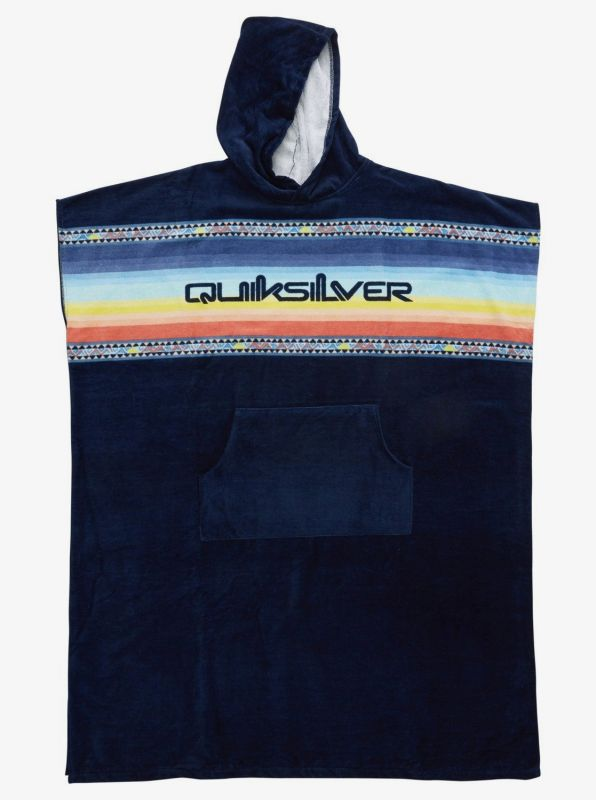 QUIKSILVER Hoody Towel India Ink - Surf Poncho