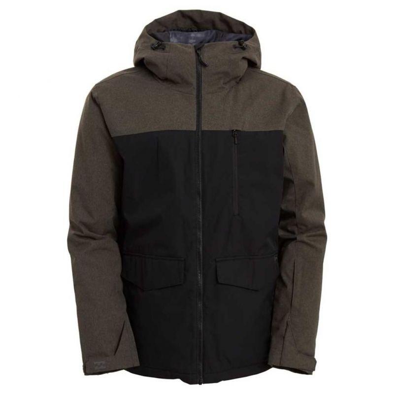BILLABONG All Day Jacket Grey Heather - Snowboardjacke