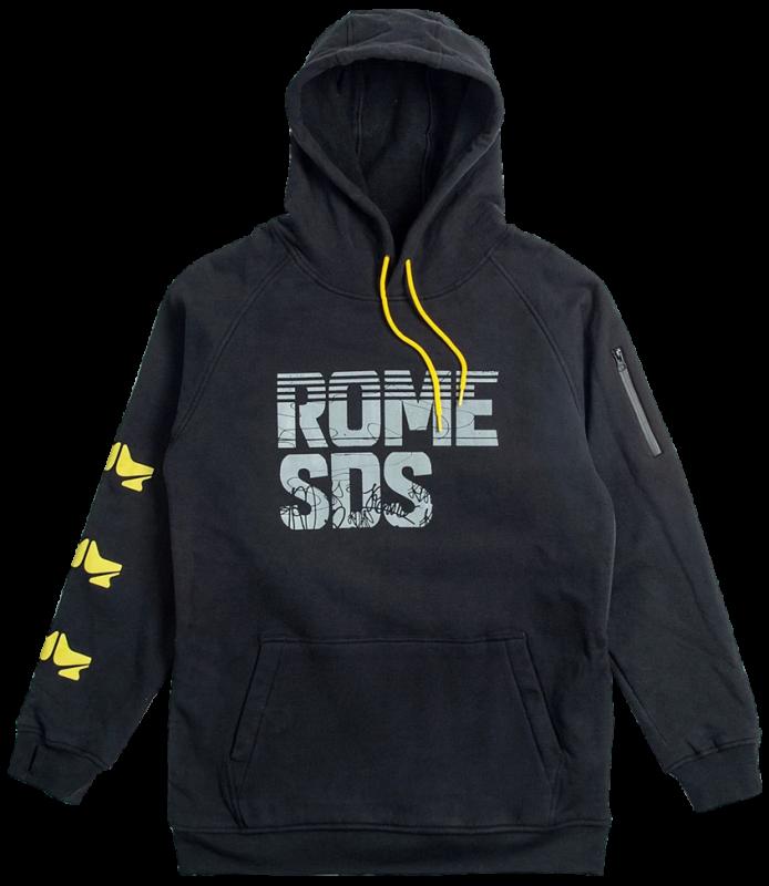 ROME Riding Hoodie Team - Kapuzenpullover