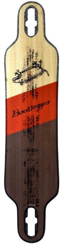 MOONSHINE Bootlegger - Longboard Deck
