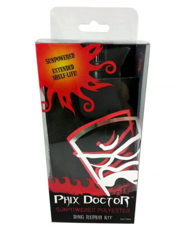 PHIX DOCTOR SunPowered Polyester Repair Kit