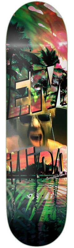 "EMILLION Apocalypse Wow 8.375"" - Skateboard Deck"