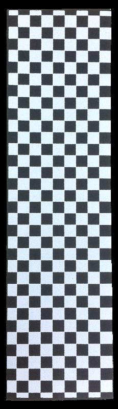 """BLACK DIAMOND Griptape 9""""x33"""" - Checkered White"""