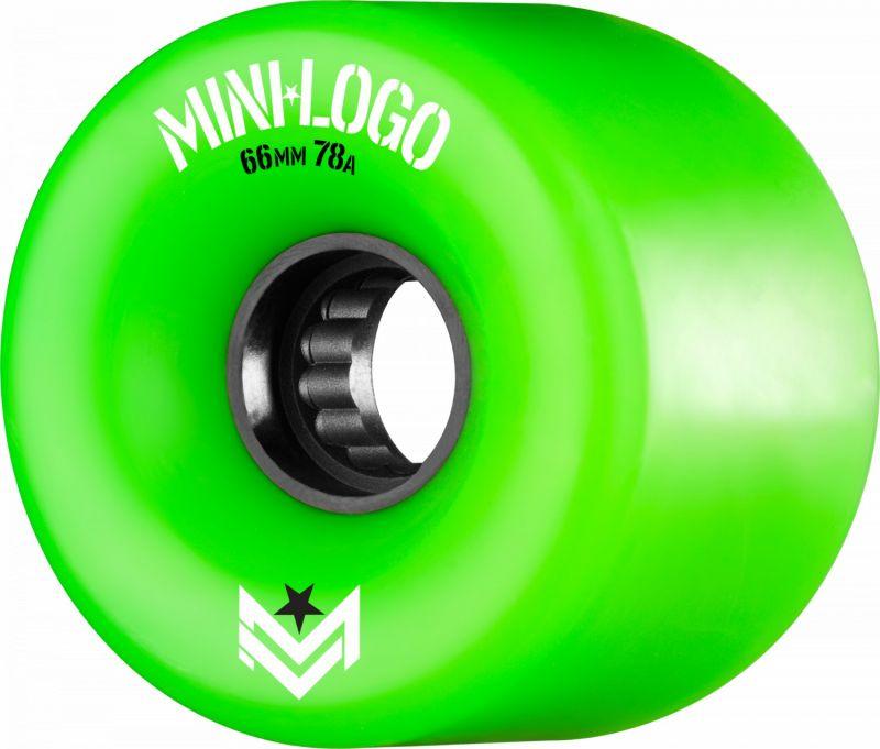 MINI LOGO A.W.O.L. A-Cut 66mm 78a Green