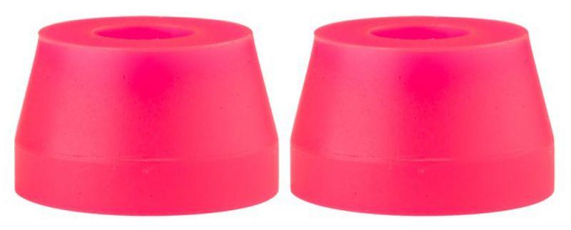 SUNRISE Gummies Double Cone 95a Pink - Bushings/Lenkgummis