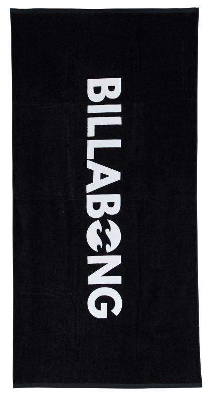 BILLABONG Legacy Towel Black - Handtuch 160x80cm Baumwolle