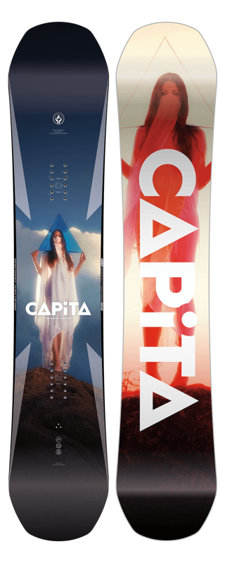 CAPITA Defenders Of Awesome 158 - Snowboard