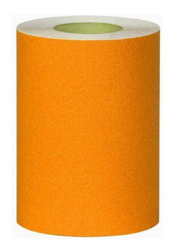 "STEEZ Regular Griptape Sheet 1,2m - 11"" Orange"