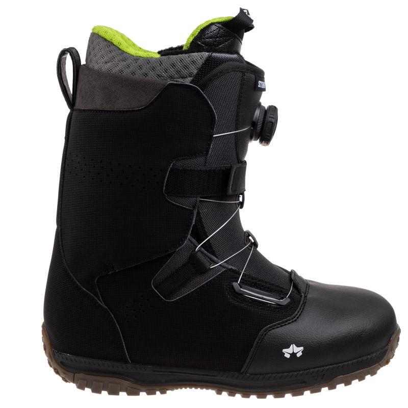 ROME M's Stomp Black - Snowboard Boots - EU 46 - 2019