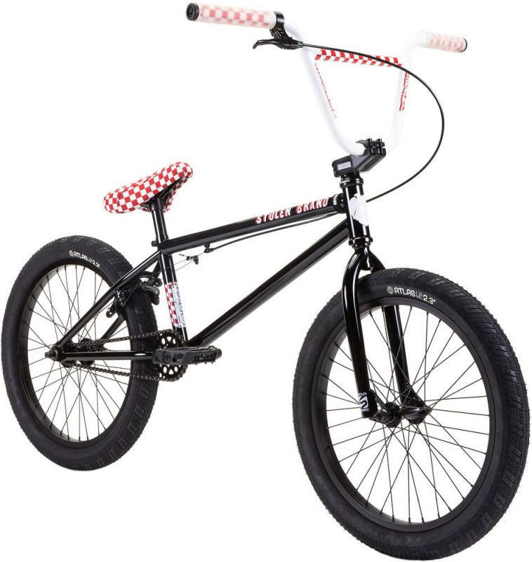 """STOLEN Stereo 20"""" Fast Times 2021 - Freestyle BMX Bike"""