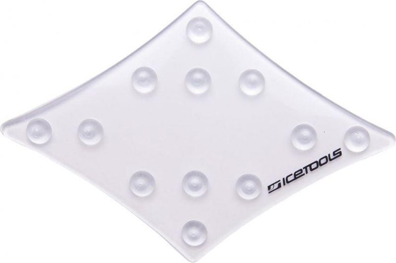 ICETOOLS Diamond Clear - Anti-Rutsch-Pad / Stomppad