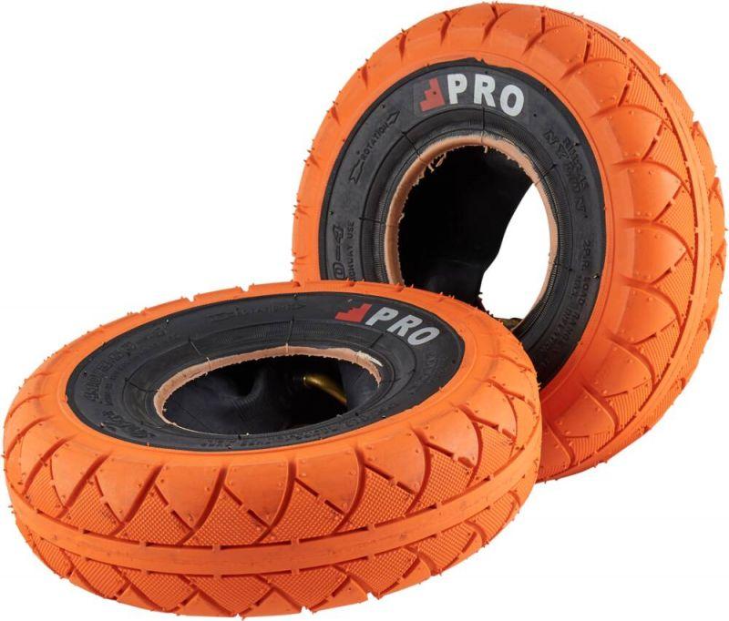 ROCKER Street Pro Mini BMX Reifen Orange/Blackwall