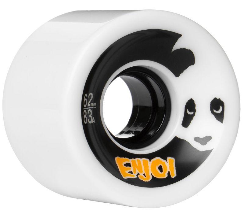 ENJOI Astro Panda Wheel 62mm 83a Glow In The Dark