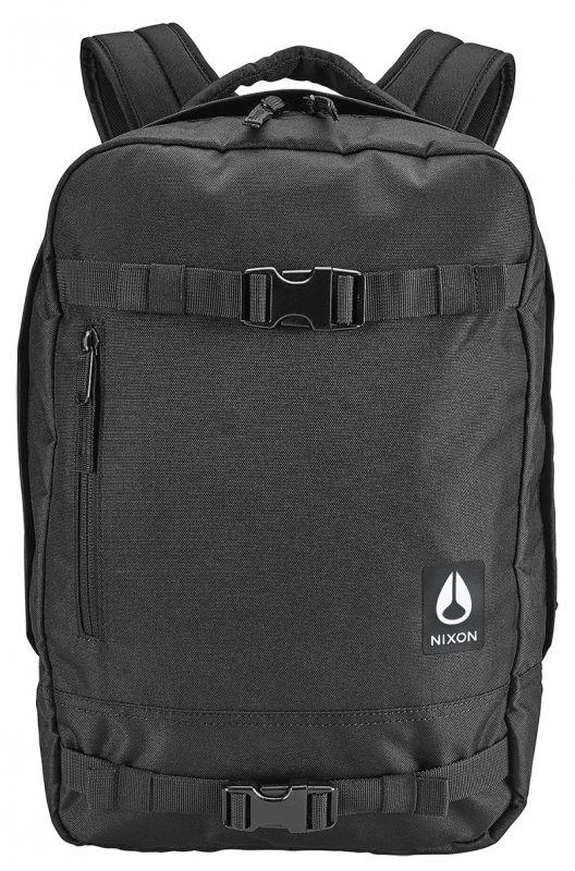 NIXON Del Mar Backpack II All Black | Rucksack