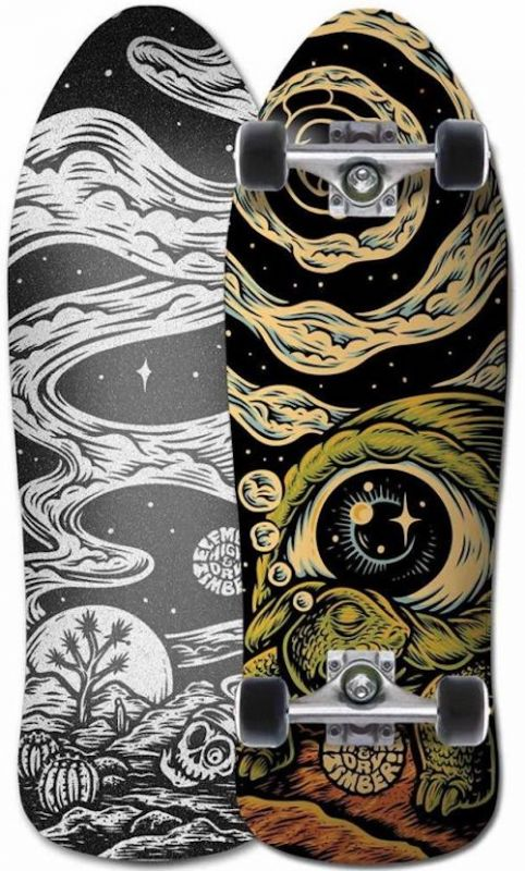 "ELEMENT Timber High 9.5"" - Skateboard Komplett"