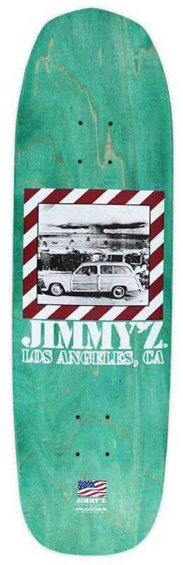 MILLER X JIMMY'Z Funny Danger - Minicruiser Deck