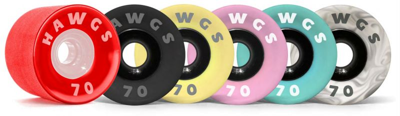 HAWGS Supremes 70mm 78a