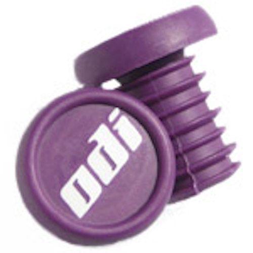 ODI Bar Ends Purple - Bar Plugs für Stuntscooter und BMX