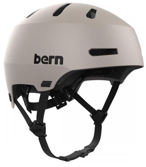 BERN Macon 2.0 H2O Helmet Matte Sand Größe: M