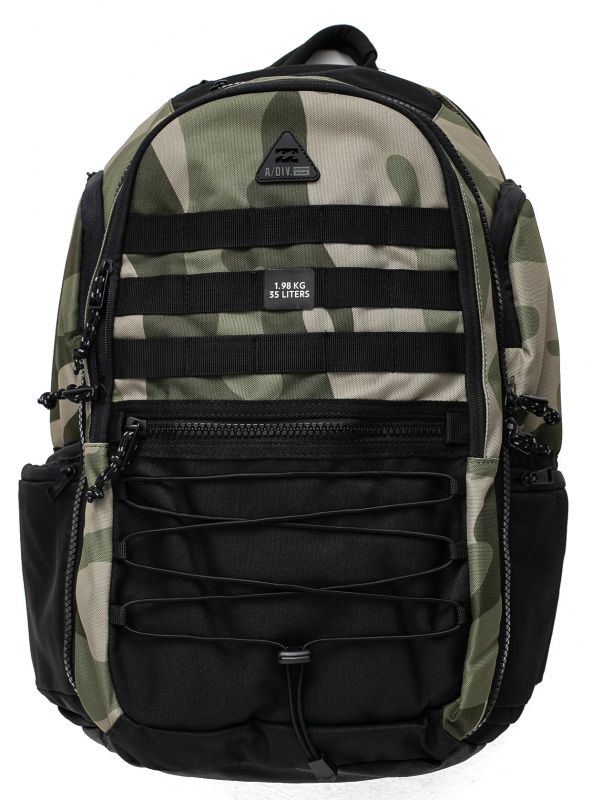 BILLABONG Combat Pack Camo - Rucksack