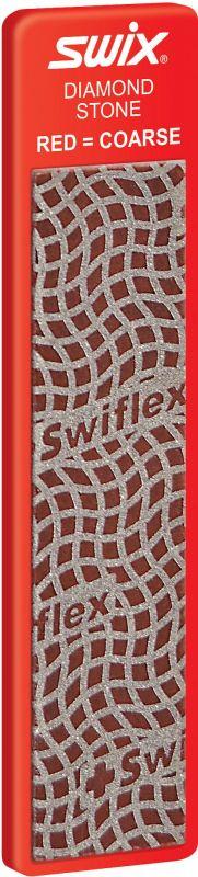 SWIX Diamond Stone Coarse Red 100mm - Kantenschleifer