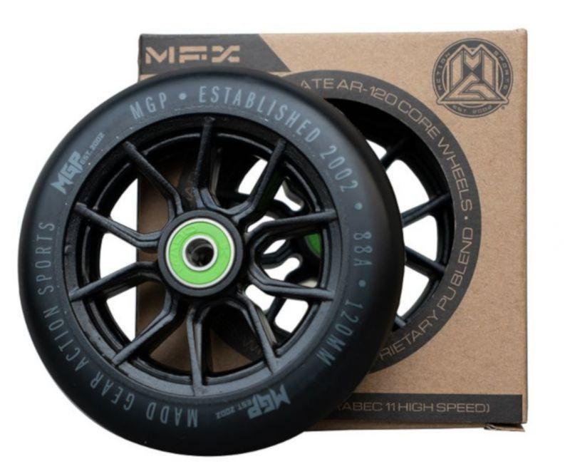 MADD GEAR Mgp Team Syndicate 120mm - Stuntscooter Rollen SET