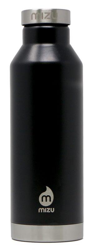 MIZU V6 Black - 570ml Thermosflasche