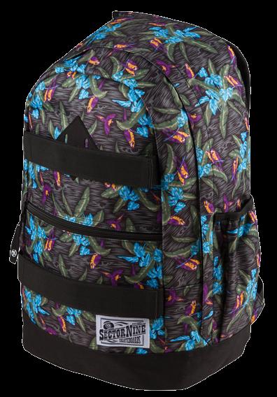 SECTOR 9 Vacay Backpack Hawaiian | Rucksack
