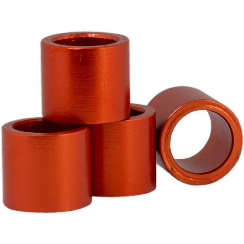 CUEI Precision Spacers 10mm Orange (für 8mm Achsstifte)