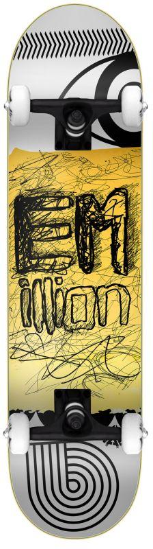 """EMILLION Balboa 8.125"""" - Skateboard Komplett"""