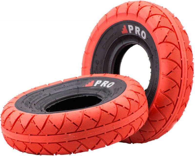 ROCKER Street Pro Mini BMX Reifen Red/Black
