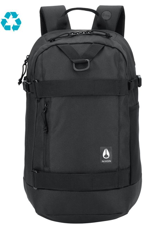 NIXON Gamma Backpack Black - Rucksack