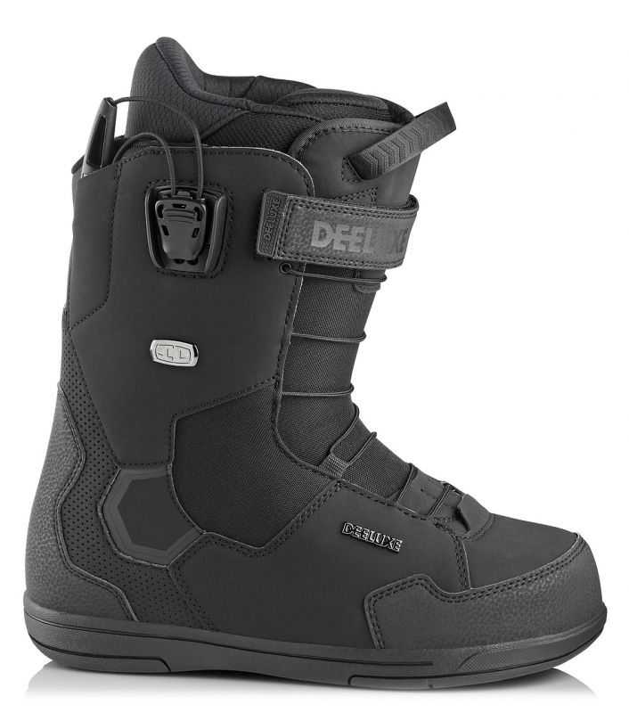 DEELUXE ID PF Black Snowboard-Boots - EU 43